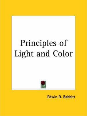 Principles of Light and Colour