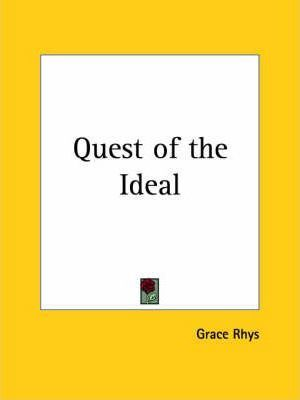 Quest of the Ideal (1913)