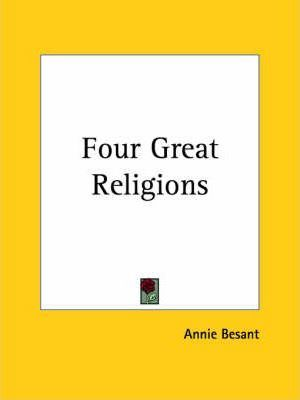 Four Great Religions (1897)