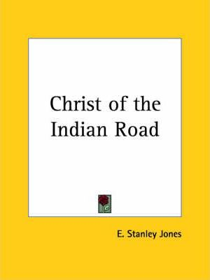 Christ of the Indian Road (1925)