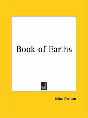 Book of Earths (1928)