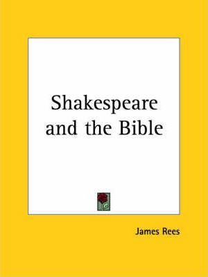 Shakespeare and the Bible (1876)