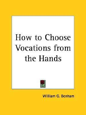 How to Choose Vocations from the Hands (1932)