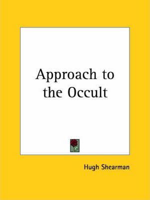 Approach to the Occult (1959)