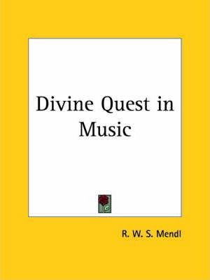 Divine Quest in Music (1957)