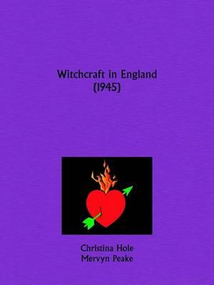 Witchcraft in England (1945)