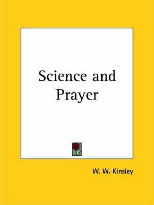 Science and Prayer (1893)