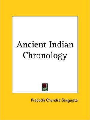 Ancient Indian Chronology (1947)