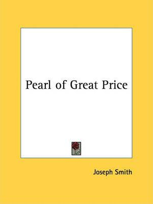 Pearl of Great Price (1928)