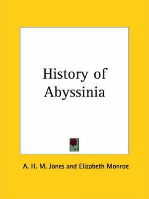 History of Abyssinia