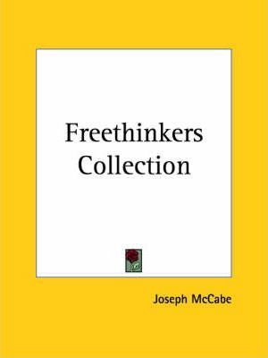 Freethinkers Collection (1936)