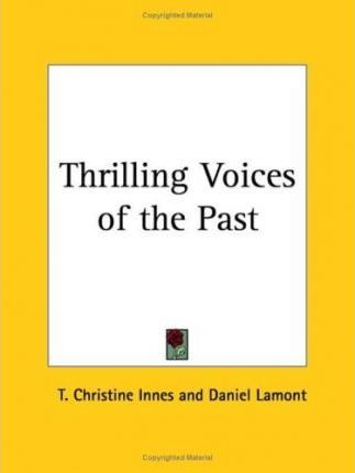 Thrilling Voices of the Past (1937)