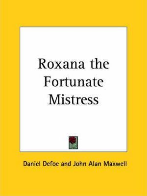 Roxana the Fortunate Mistress (1931)