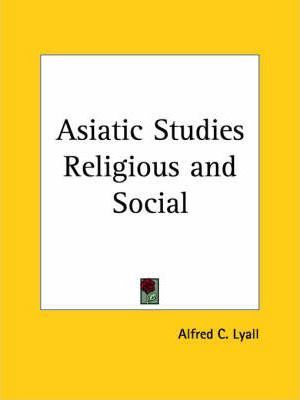 Asiatic Studies Religious
