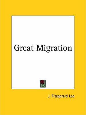 Great Migration (1932)