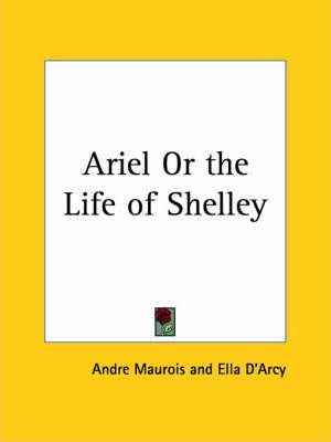 Ariel or the Life of Shelley (1924)