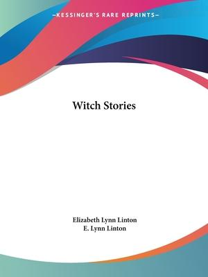 Witch Stories (1861)
