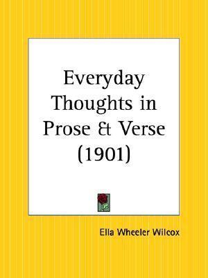 Everyday Thoughts in Prose and Verse (1901)