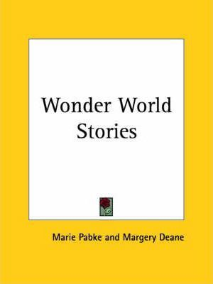 Wonder World Stories (1884)