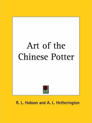 Art of the Chinese Potter (1923)