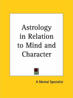 Astrology in Relation to Mind