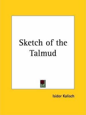 Sketch of the Talmud (1877)