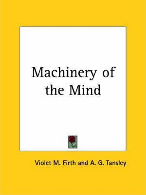 Machinery of the Mind (1922)