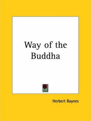 Way of the Buddha (1914)