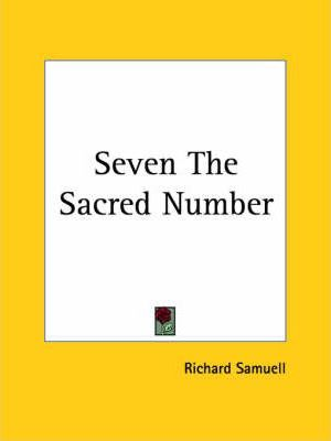 Seven the Sacred Number (1887)