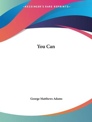 You Can (1913)