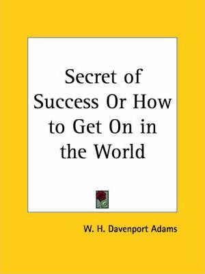 Secret of Success or How to Get on in the World (1884)