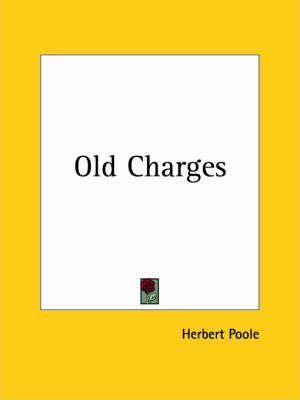 Old Charges (1924)