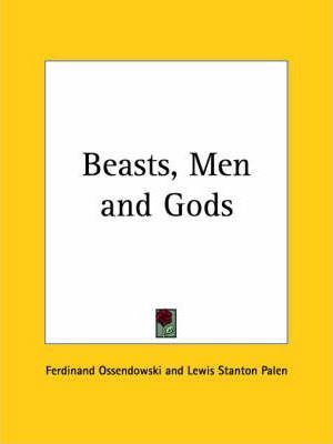 Beasts, Men and Gods (1922)