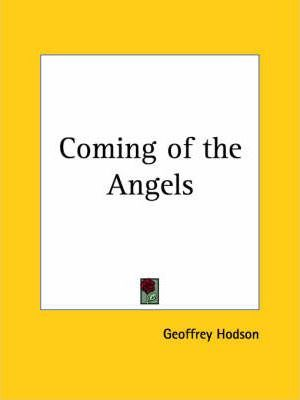 Coming of the Angels (1932)