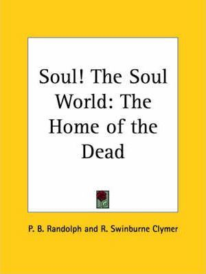 Soul! the Soul World: the Home of the Dead (1932)