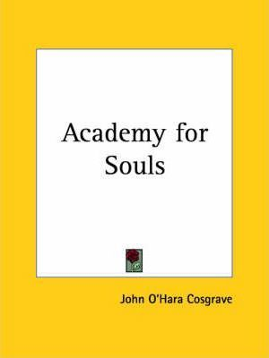 Academy for Souls