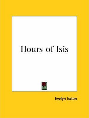 Hours of Isis (1928)