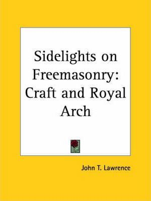 Sidelights on Freemasonry
