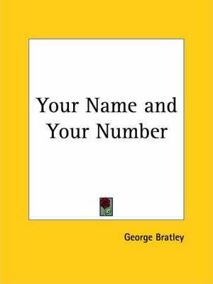 Your Name and Your Number