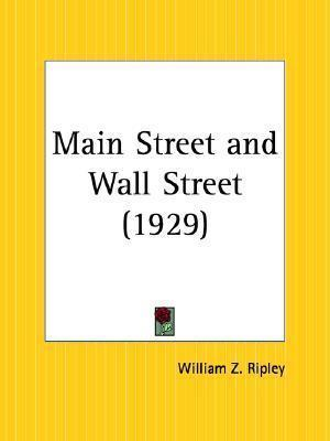 Main Street and Wall Street (1929)