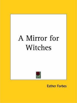 A Mirror for Witches (1928)