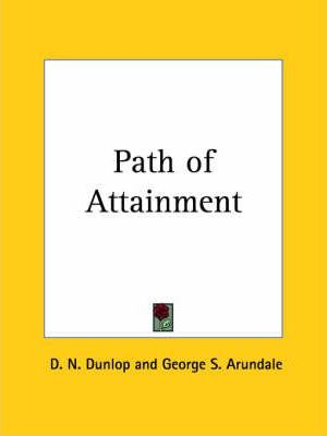 Path of Attainment (1916)