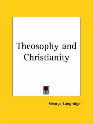 Theosophy and Christianity (1924)