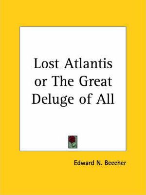 Lost Atlantis or the Great Deluge of All (1897)
