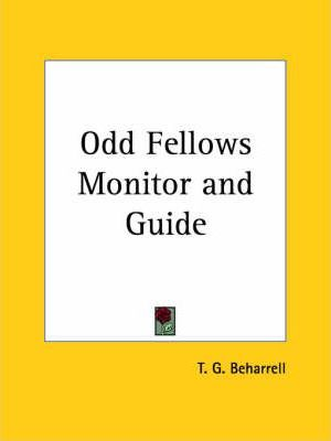 Odd Fellows Monitor and Guide (1878)