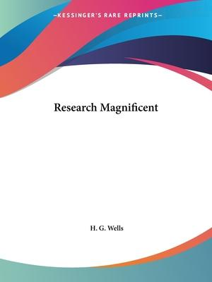 Research Magnificent (1915)