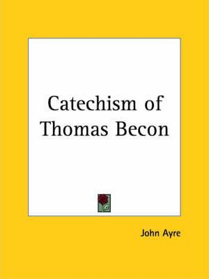 Catechism of Thomas Becon (1844)