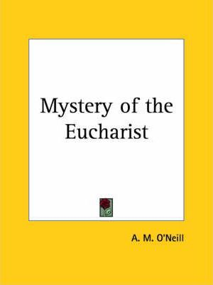 Mystery of the Eucharist