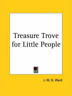 Treasure Trove for Little People (1927)
