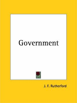 Government (1928)